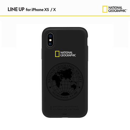 NATIONAL GEOGRAPHIC スマホケース・テックアクセサリー iPhone XS/X/XR/XS Max ケース カバー 130th Anniversary case(4)