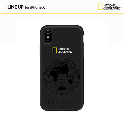 NATIONAL GEOGRAPHIC スマホケース・テックアクセサリー iPhone XS/X/XR/XS Max ケース カバー 130th Anniversary case(5)
