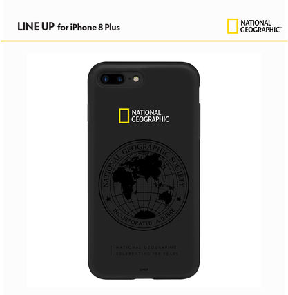 NATIONAL GEOGRAPHIC スマホケース・テックアクセサリー iPhone XS/X/XR/XS Max ケース カバー 130th Anniversary case(6)
