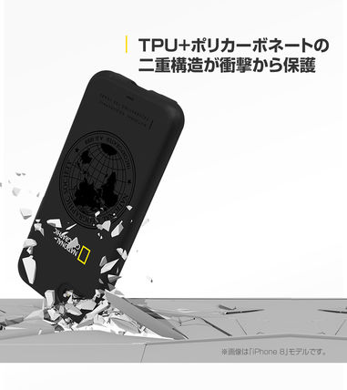 NATIONAL GEOGRAPHIC スマホケース・テックアクセサリー iPhone XS/X/XR/XS Max ケース カバー 130th Anniversary case(9)