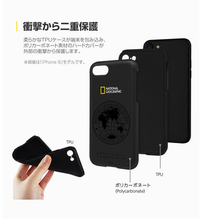 NATIONAL GEOGRAPHIC スマホケース・テックアクセサリー iPhone XS/X/XR/XS Max ケース カバー 130th Anniversary case(10)