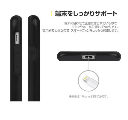 NATIONAL GEOGRAPHIC スマホケース・テックアクセサリー iPhone XS/X/XR/XS Max ケース Compass Case Double Protective(5)