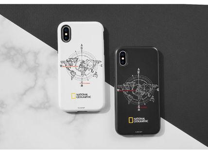 NATIONAL GEOGRAPHIC スマホケース・テックアクセサリー iPhone XS/X/XR/XS Max ケース Compass Case Double Protective(8)