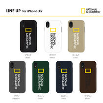 iPhone XS/X/XR ケース National Geographic Hard Shell 7色