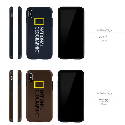 NATIONAL GEOGRAPHIC スマホケース・テックアクセサリー iPhone XS/X/XR ケース National Geographic Hard Shell 7色(2)