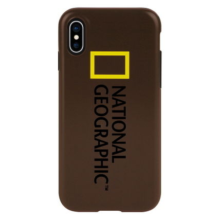 NATIONAL GEOGRAPHIC スマホケース・テックアクセサリー iPhone XS/X/XR ケース National Geographic Hard Shell 7色(3)