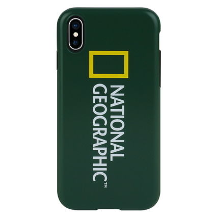 NATIONAL GEOGRAPHIC スマホケース・テックアクセサリー iPhone XS/X/XR ケース National Geographic Hard Shell 7色(5)