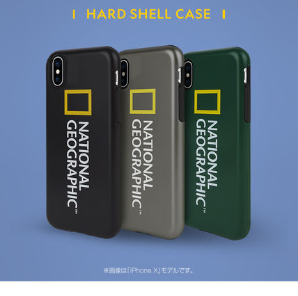 NATIONAL GEOGRAPHIC スマホケース・テックアクセサリー iPhone XS/X/XR ケース National Geographic Hard Shell 7色(6)