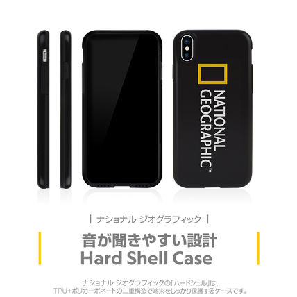 NATIONAL GEOGRAPHIC スマホケース・テックアクセサリー iPhone XS/X/XR ケース National Geographic Hard Shell 7色(7)