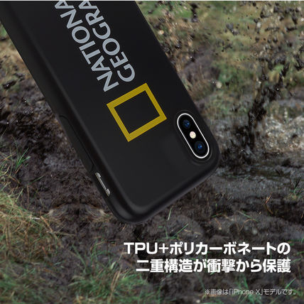 NATIONAL GEOGRAPHIC スマホケース・テックアクセサリー iPhone XS/X/XR ケース National Geographic Hard Shell 7色(10)