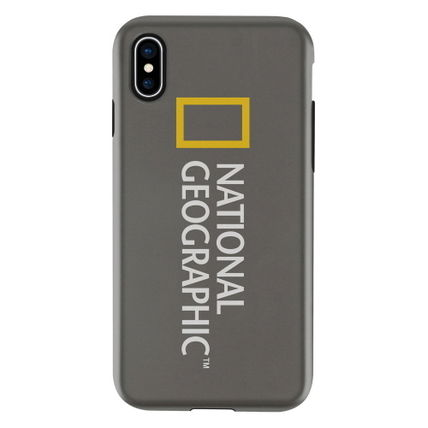 NATIONAL GEOGRAPHIC スマホケース・テックアクセサリー iPhone XS/X/XR ケース National Geographic Hard Shell 7色(15)