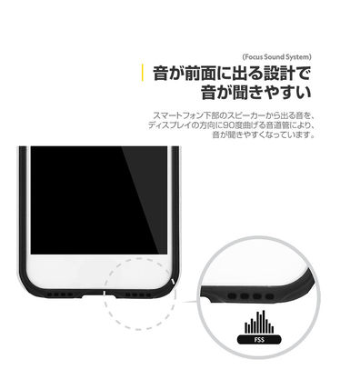 NATIONAL GEOGRAPHIC スマホケース・テックアクセサリー iPhone X ケース Topography Case Double Protective 2色(3)