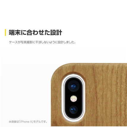 NATIONAL GEOGRAPHIC スマホケース・テックアクセサリー iPhone XS/X/XR/XS Max 130th Anniversary case Nature Wood 3色(11)