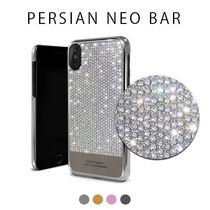 iPhone XS/X/XS Max/XR ケースDreamPlus Persian Neo Bar 本革