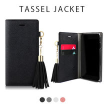 iPhone XS/X/XS Max/XR ケースDreamPlus Tassel Jacket 手帳型