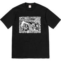 ☆Supreme☆ Faces Tee