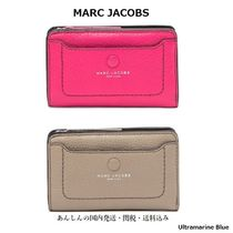 MARC JACOBS【国内発送】Empire City Compact Leather Wallet☆