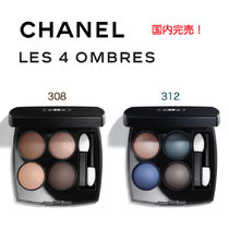 CHANEL 国内完売!4色アイシャドウパレット LES 4 OMBRES 直送