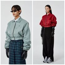 more than dope(モアザンドープ) ブルゾン 日本未入荷more than dopeのCrop blouson 全2色
