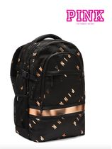 【VS PINK】Bling Collegiate Backpack☆バックパック☆送込み