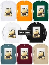 FW18 Supreme MIKE KELLEY AHH YOUTH!ロングTシャツ♡