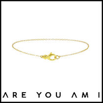 ARE YOU AM I(アーユーアムアイ) ネックレス・ペンダント 国内発送【ARE YOU AM I】BABY TATI CLASP CHOKER 人気