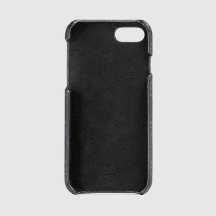 GUCCI スマホケース・テックアクセサリー 新作★GUCCI(グッチ)Gucci Courrier iPhone 8 case 各色(4)