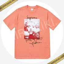 【18AW】Supreme Madonna Tee マドンナ プリントTシャツ ピンク