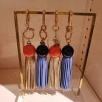 ファイナルセール♪ Tory Burch ★ TASSEL KEY FOB
