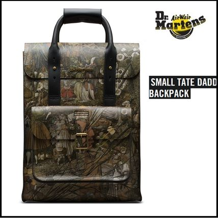 UK発☆Dr Martens☆テート・ブリテン SMALL TATE DADD BACKPACK