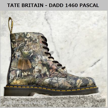 UK発☆Dr Martens☆Tate Britain DADD 1460 PASCAL