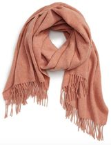 Acne Studios Fringed Wool Scarf(アクネ ストゥディオス)