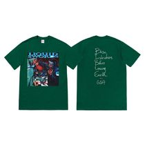 Supreme 18FW Liquid Swords Tee