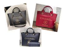 Chanel 新作♡キャビアDeauville 3 colors♡EMS