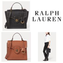 Lauren Millbrook Leather cross body