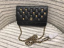 Chanel新作☆Smallモチーフ付きWallet Chain☆