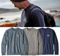*Patagonia*Shop Sticker Patch Uprisal Crew Sweatshirt