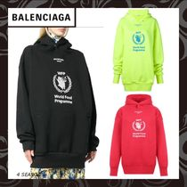 早期完売★BALENCIAGA World Food Programme パーカ/New Arrival