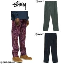 【STUSSY】☆18-19AW最新作☆ SIDE PIPING CORD PANT
