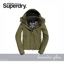 【日本未上陸】Superdry Pop Zip Hood Arctic Windcheater