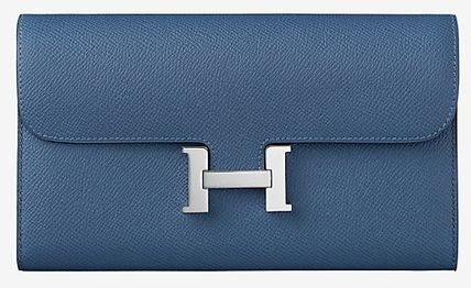 HERMES 長財布 18FW エルメス Portefeuille Constance long 長財布 6色(2)