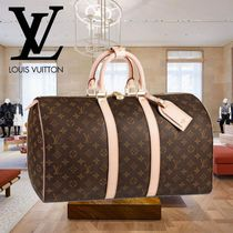 18AW Louis Vuitton(ルイヴィトン) SAC KEEPALL 55 モノグラム