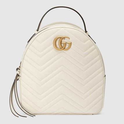 GUCCI バックパック・リュック 追跡有り配送!GUCCI(グッチ) GG Marmont Backpack(2)