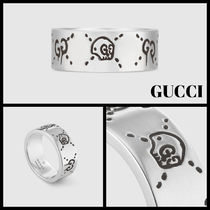 ☆AUS発☆【GUCCI】GucciGhost ring in silver