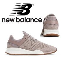 お早めに!!  NEW BALANCE  247 LUXE LEATHER
