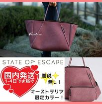 ★【State Of Escape】国内発送!AUS限定ローズカラー!★