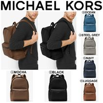 【MICHAEL KORS】☆18-19AW新作☆ Bryant Leather Backpack