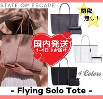 State of Escape(ステイトオブエスケープ) トートバッグ ★【State Of Escape】国内発送!Flying Solo フライングソロ★