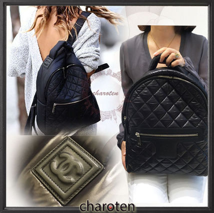 CHANEL マザーズバッグ 【追跡付】驚きの入荷♡争奪戦コココクーンBackpack