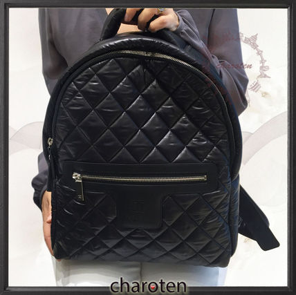 CHANEL マザーズバッグ 【追跡付】驚きの入荷♡争奪戦コココクーンBackpack(2)